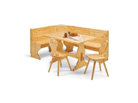 Giropanca con contenitore in legno L 173 x 133