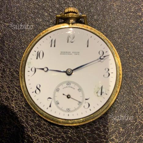 Orologio  oro 14 Kit