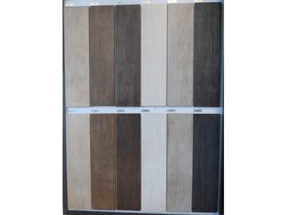 Pavimenti effetto legno WOOD 15 x 60 Colori Vari