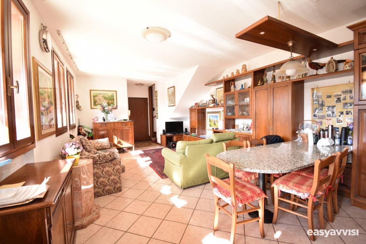 Appartamento quadrilocale 110 mq, provincia di treviso
