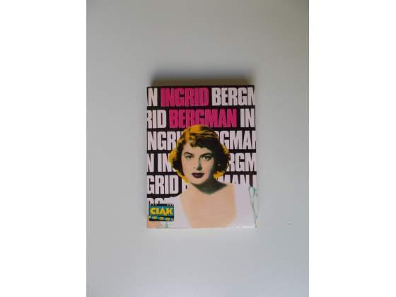 Ciak in tasca  biografia INGRID BERGMAN