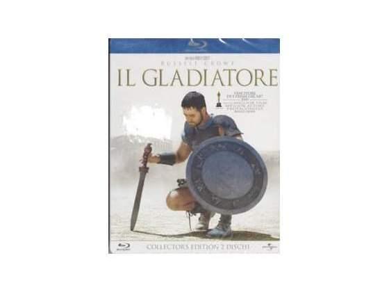 Il Gladiatore (Edicola) Cllector's Edition 2-Blu-Ray
