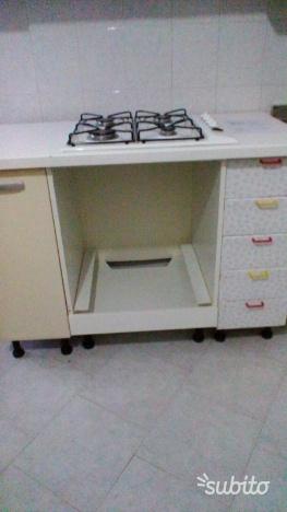PIANO COTTURA 4 FUOCHI IKEA - Mobili da cucina Ikea Udden