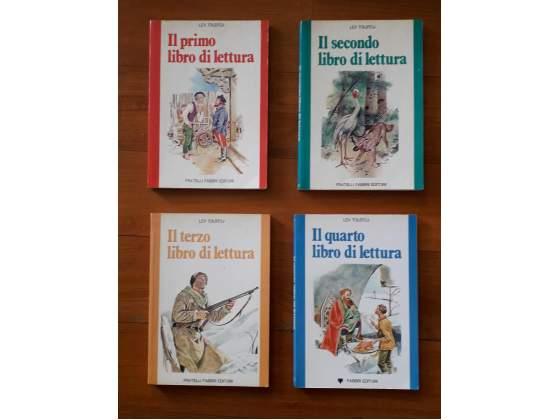 Rarità! Tolstoj - i quattro libri di lettura (edizione)