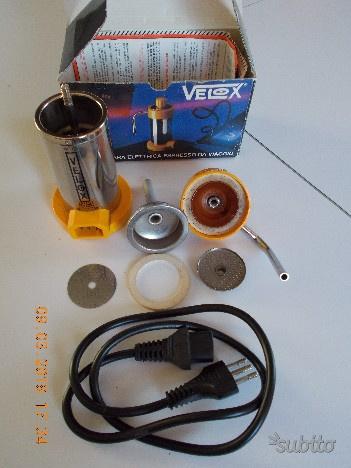 Velox caffettiera elettrica da viaggio