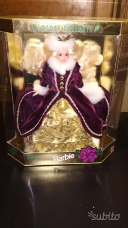 Barbie happy holiday  NRFB