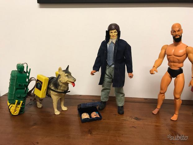 Big Jim mattel no mego masters of universe toys