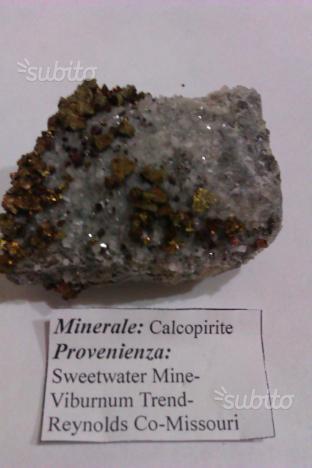 Minerali da collezione