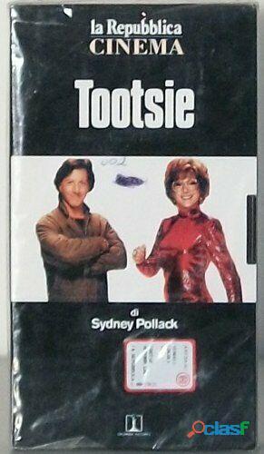 Tootsie con Dustin Hoffman Sydney Pollack FILM VHS no DVD