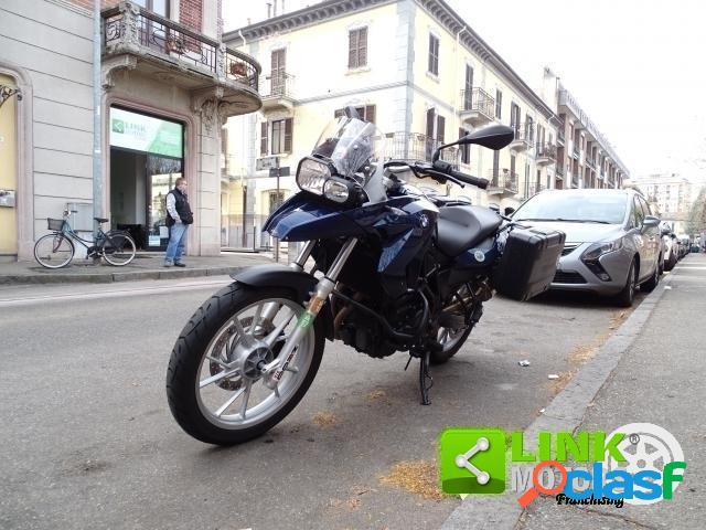 BMW F 650 GS benzina in vendita a Novara (Novara)