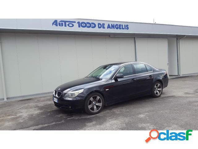 BMW Serie 5 diesel in vendita a Sala Consilina (Salerno)