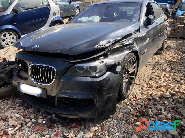 BMW Serie 7 diesel in vendita a Gazzada Schianno (Varese)