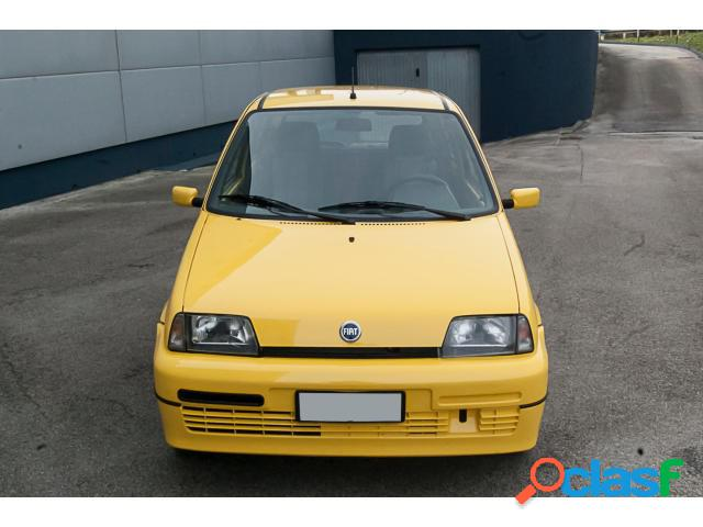 FIAT Cinquecento benzina in vendita a Loreto (Ancona)