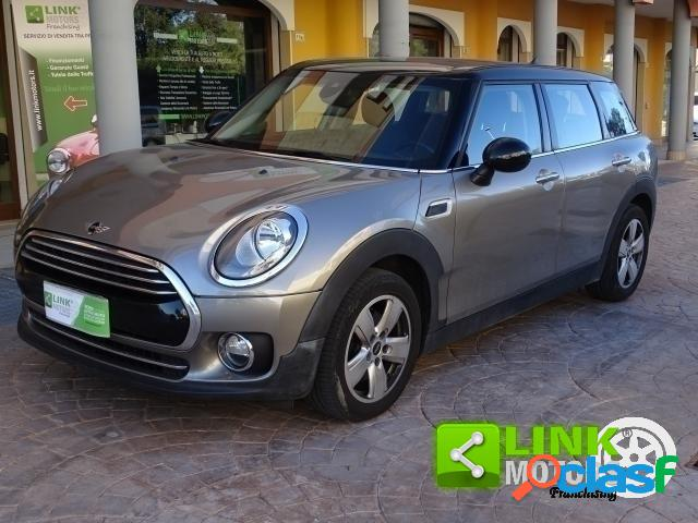 MINI Clubman diesel in vendita a Quartu Sant'Elena
