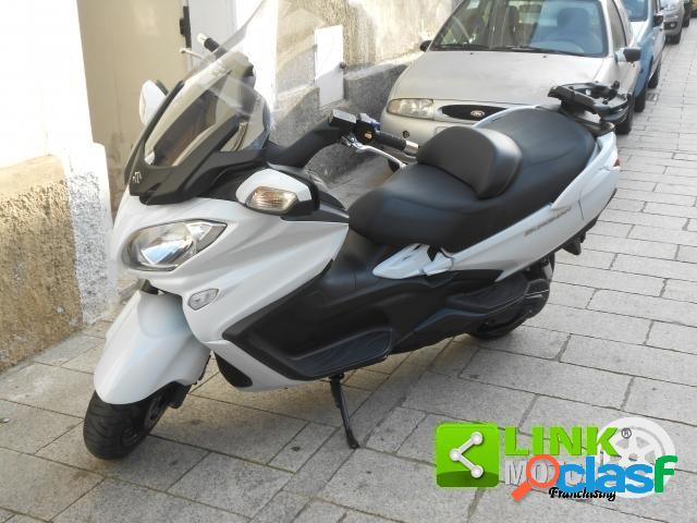 Suzuki Burgman AN 650 benzina in vendita a Quartu Sant'Elena