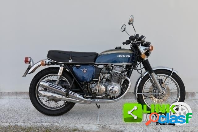Honda CB 750 benzina in vendita a Verona (Verona)