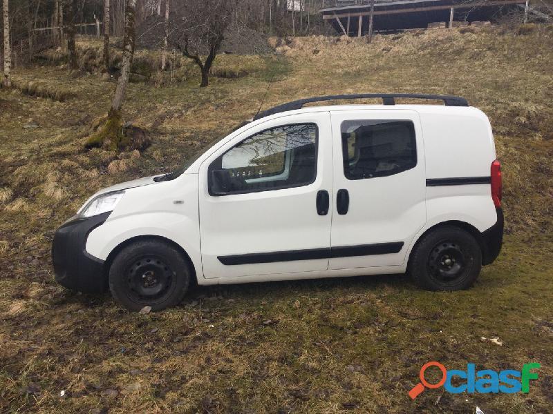 Fiat FIORINO 40 KW 2012, 91073 km,