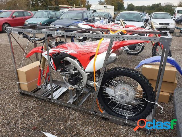 Honda Honda crf 250 2019 benzina in vendita a Viterbo