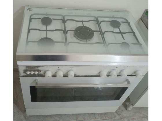 Cucina e forno a gas GLEM - 5 fuochi