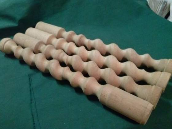 Gambe legno per mobili