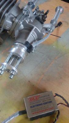 Motore Dle 55 cc perfetto