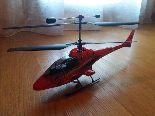 elicottero e flite