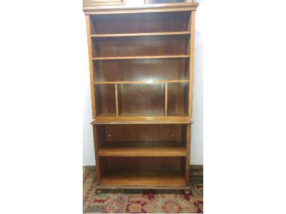 Antica libreria legno massello