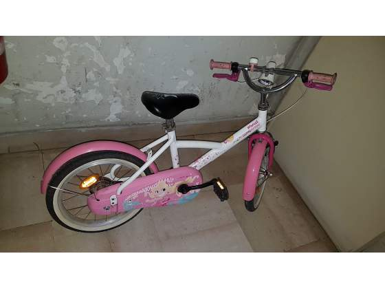 Bicicletta bimba 4/6 anni