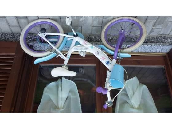 Bici Bimba Frozen 14quot Bicicletta Bambina Dino Posot Class