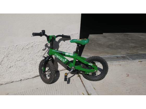 Bicicletta per bambino o bambina 14''