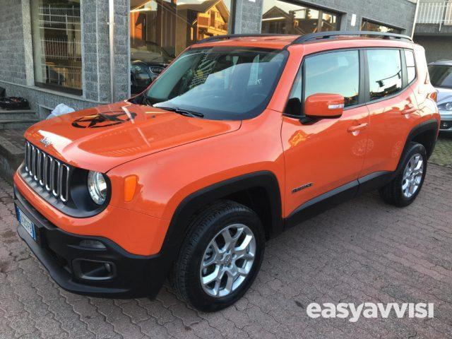 Jeep renegade 2.0 mjt 140cv 4wd active drive opening edition