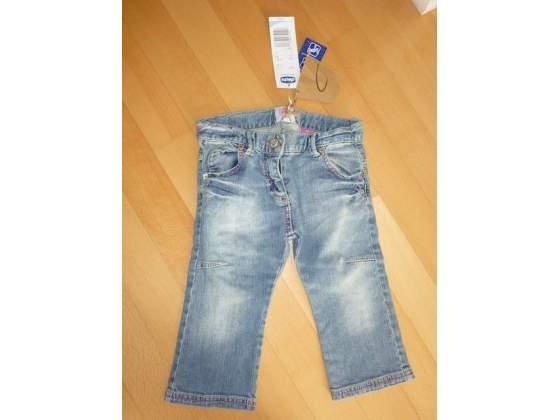 NUOVO jeans bimba Chicco taglia 5 anni