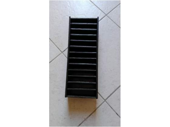 Porta cassette vintage