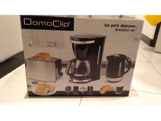 Set colazione Domoclip
