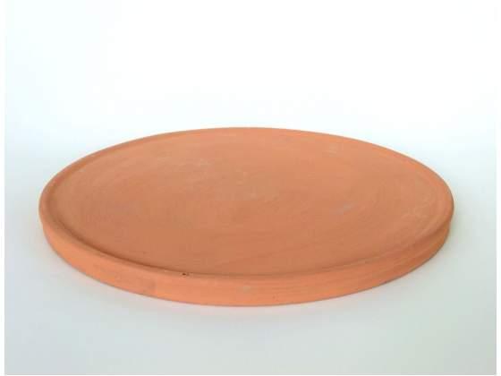Teglia Romagnola per Piadina in Terracotta