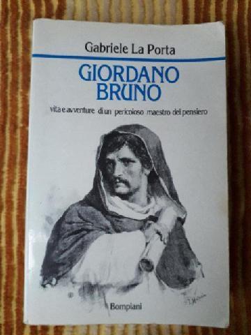 LIBRO SU GIORDANO BRUNO