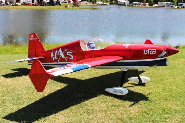MXS extreme flight 104