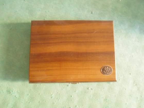 Scacchi Dal Negro con scatola in legno