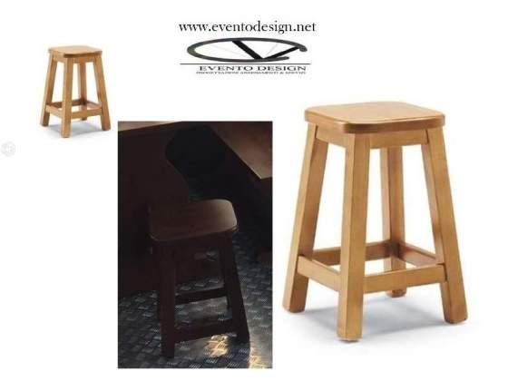 Sgabelli in legno massellO PER PUB PER IRISH PUB