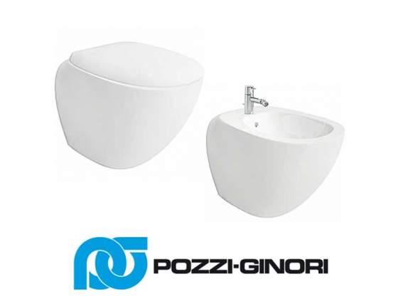 Wc e Bidet Pozzi-Ginori