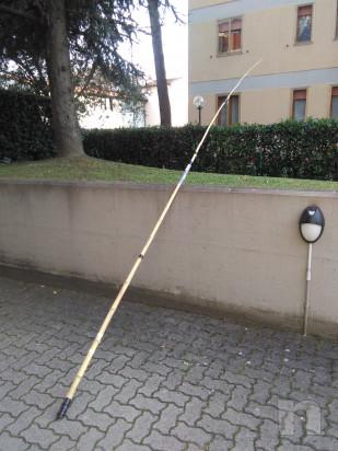 canne da pesca artigianali