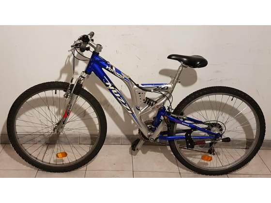 Bici Bicicletta Mountain Bike 26 con Ammortizzatori