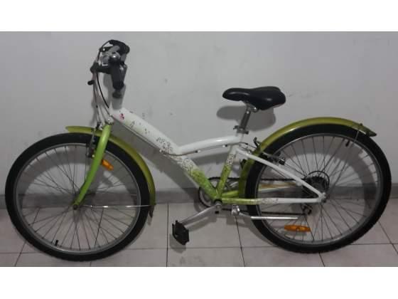 Bici Bicicletta Mountain bike 24' '