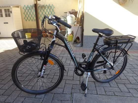 Bici Torpado con pedalata assistita