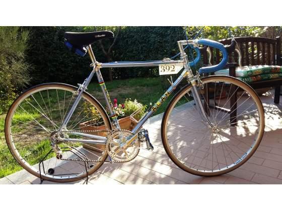 Bici corsa ALAN vintage