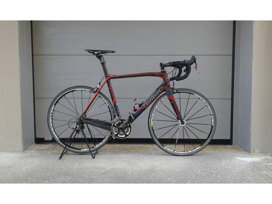 Bici wilier 101 sram red