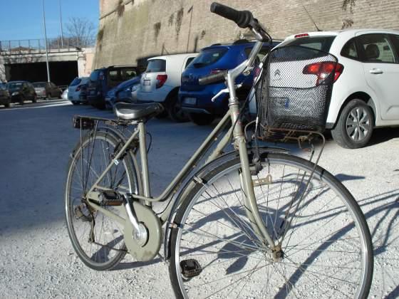 Bicicletta da donna in buono stato
