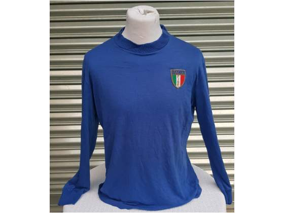 Maglia Nazionale italiana anni 80