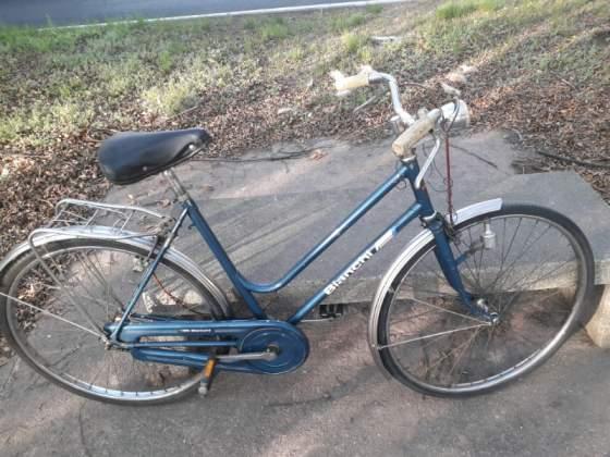 Vecchia Bicicletta Donna Posot Class