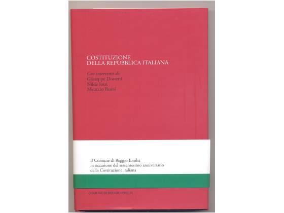 Costituzione della repubblica italiana (nuovo)